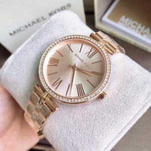 ساعت مچی عقربه ای زنانه مایکل کورس مدل MK3904