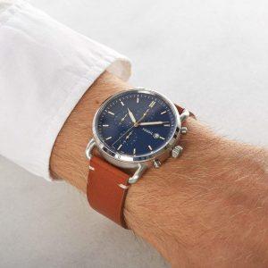 ساعت مچی عقربه ای مردانه فسیل مدل FS5401