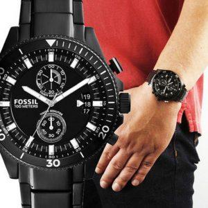 ساعت مچی عقربه ای مردانه فسیل مدل CH2936