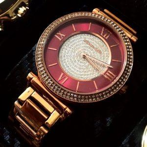 ساعت مچی عقربه ای زنانه مایکل کورس مدل MK3377