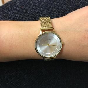 ساعت مچی عقربه ای زنانه اسکاگن مدل SKW2150