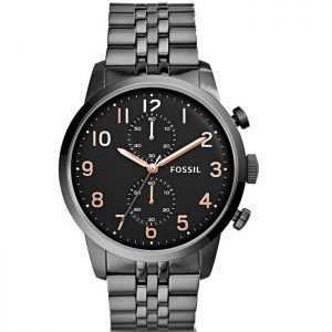 ساعت مچی عقربه ای مردانه فسیل مدل FS4934