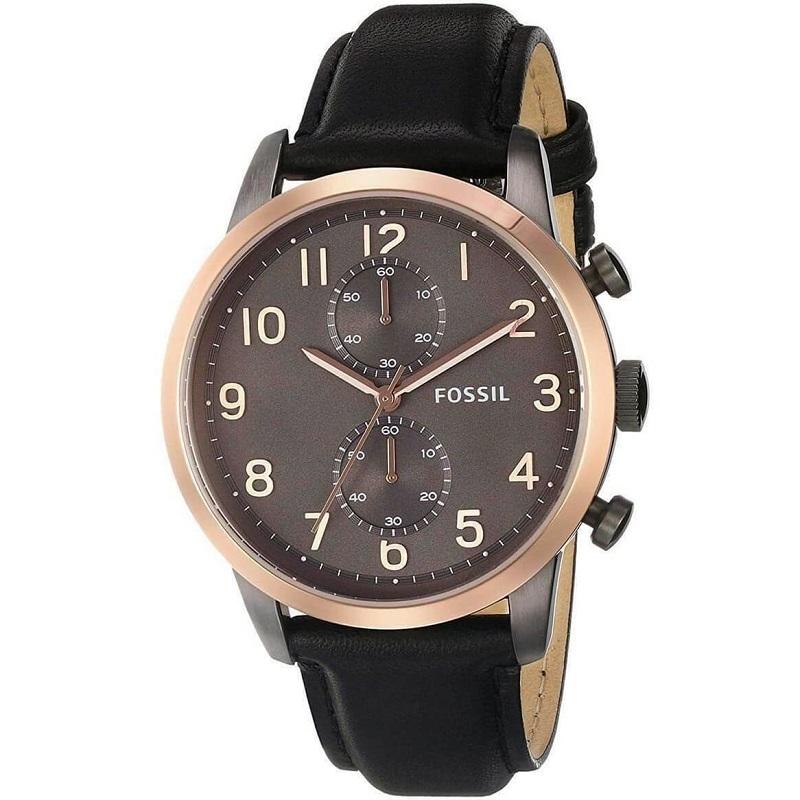 ساعت مچی عقربه ای مردانه فسیل مدل FS4935