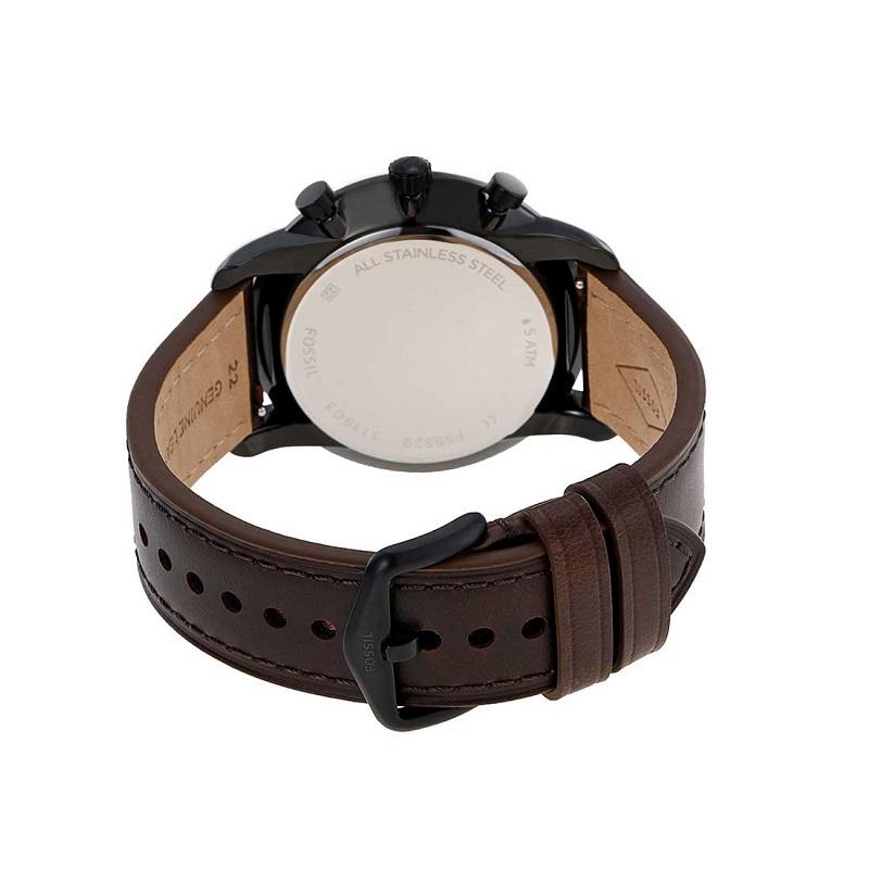 ساعت مچی عقربه ای مردانه فسیل مدل FS5529